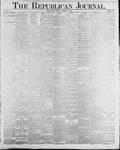 Republican Journal: Vol. 60, No. 48 - November 29,1888