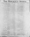 Republican Journal: Vol. 60, No. 50 - December 13,1888