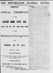Republican Journal: Vol. 63, No. 32 - August 06,1891