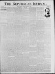Republican Journal: Vol. 64, No. 5 - February 04,1892