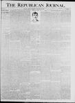 Republican Journal: Vol. 64, No. 6 - February 11,1892
