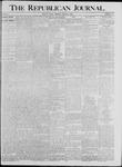 Republican Journal: Vol. 64, No. 12 - March 24,1892