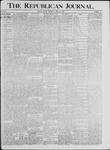 Republican Journal: Vol. 64, No. 15 - April 14,1892