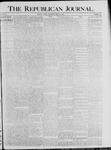 Republican Journal: Vol. 64, No. 16 - April 21,1892