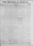 Republican Journal: Vol. 64, No. 17 - April 28,1892
