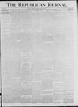 Republican Journal: Vol. 64, No. 21 - May 26,1892