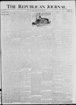 Republican Journal: Vol. 64, No. 22 - June 02,1892