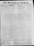Republican Journal: Vol. 64, No. 24 - June 16,1892