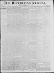 Republican Journal: Vol. 64, No. 30 - July 28,1892