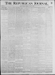 Republican Journal: Vol. 64, No. 32 - August 11,1892