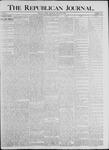 Republican Journal: Vol. 64, No. 34 - August 25,1892