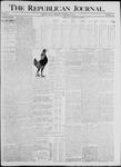 Republican Journal: Vol. 64, No. 37 - September 15,1892