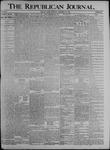 Republican Journal: Vol. 67, No. 39 - September 26,1895