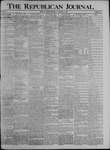 Republican Journal: Vol. 67, No. 40 - October 03,1895
