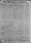 Republican Journal: Vol. 67, No. 41 - October 10,1895