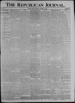 Republican Journal: Vol. 67, No. 42 - October 17,1895