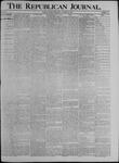 Republican Journal: Vol. 67, No. 44 - October 31,1895