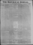 Republican Journal: Vol. 67, No. 45 - November 07,1895