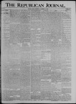 Republican Journal: Vol. 67, No. 46 - November 14,1895