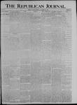 Republican Journal: Vol. 67, No. 47 - November 21,1895