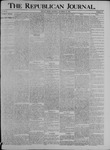 Republican Journal: Vol. 67, No. 48 - November 28,1895