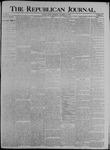 Republican Journal: Vol. 67, No. 50 - December 12,1895