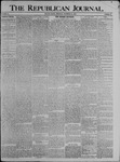 Republican Journal: Vol. 67, No. 52 - December 26,1895