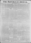 Republican Journal: Vol. 68, No. 3 - January 16,1896