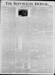 Republican Journal: Vol. 68, No. 4 - January 23,1896