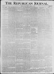 Republican Journal: Vol. 68, No. 12 - March 19,1896