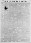 Republican Journal: Vol. 68, No. 17 - April 23,1896