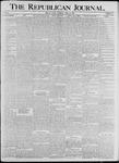 Republican Journal: Vol. 68, No. 18 - April 30,1896