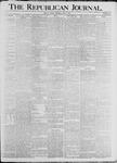 Republican Journal: Vol. 68, No. 19 - May 07,1896
