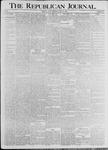 Republican Journal: Vol. 68, No. 20 - May 14,1896