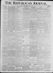 Republican Journal: Vol. 68, No. 21 - May 21,1896