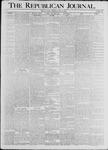 Republican Journal: Vol. 68, No. 22 - May 28,1896