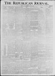 Republican Journal: Vol. 68, No. 23 - June 04,1896