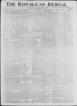 Republican Journal: Vol. 68, No. 24 - June 11,1896