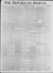 Republican Journal: Vol. 68, No. 25 - June 18,1896
