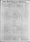 Republican Journal: Vol. 68, No. 27 - July 02,1896