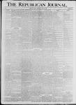 Republican Journal: Vol. 68, No. 28 - July 09,1896