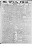 Republican Journal: Vol. 68, No. 29 - July 16,1896