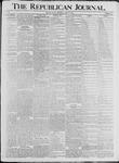 Republican Journal: Vol. 68, No. 31 - July 30,1896