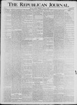 Republican Journal: Vol. 68, No. 32 - August 06,1896