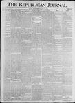 Republican Journal: Vol. 68, No. 34 - August 20,1896