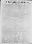 Republican Journal: Vol. 68, No. 40 - October 01,1896