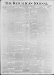 Republican Journal: Vol. 68, No. 43 - October 22,1896
