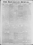 Republican Journal: Vol. 68, No. 44 - October 29,1896