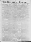 Republican Journal: Vol. 68, No. 46 - November 12,1896