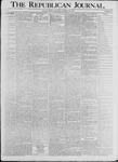 Republican Journal: Vol. 68, No. 47 - November 19,1896